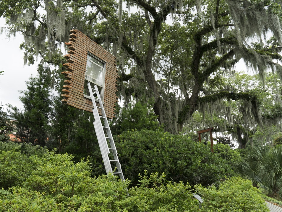 New Orleans Oasis–The Sculpture Garden at NOMA New Orleans Louisiana United States