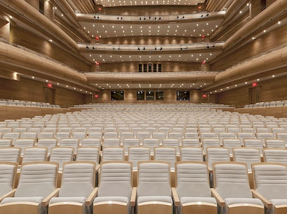 Montreal Symphony House Montreal  Canada