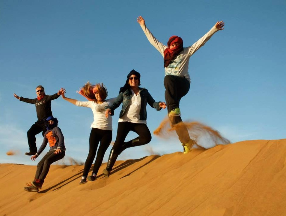 Travel To Morocco Tour Desert Marrkech Merzouga  Morocco