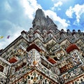 Wat Arun (Temple of Dawn) Bangkok  Thailand