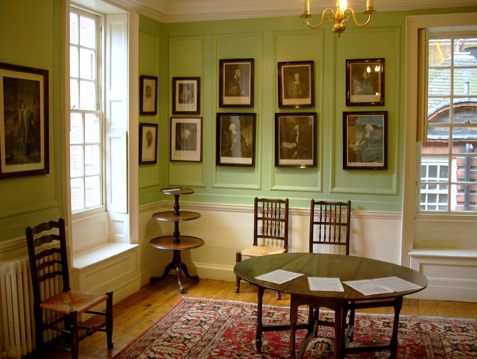 Make Boswell Proud: Visit Samuel Johnson's House London  United Kingdom