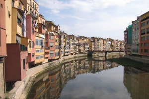 A Day Away from Barcelona: Girona