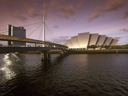 Pacific Quay Glasgow  United Kingdom