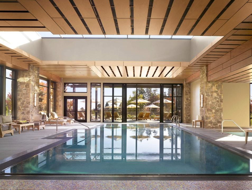 Recharge at the Allison Inn & Spa