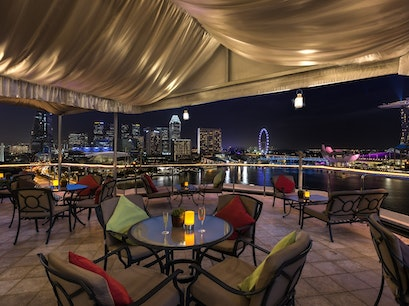 Lighthouse Rooftop Bar Singapore  Singapore