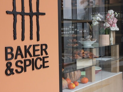 Baker & Spice Dubai  United Arab Emirates