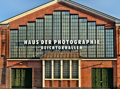 Deichtorhallen Hamburg  Germany