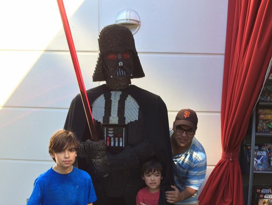 Family Fun at Legoland Carlsbad California United States