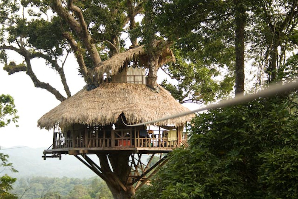 15 awesome tree houses around the world | afar