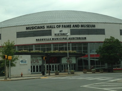Musicians Hall of Fame and Museum Nashville Tennessee United States