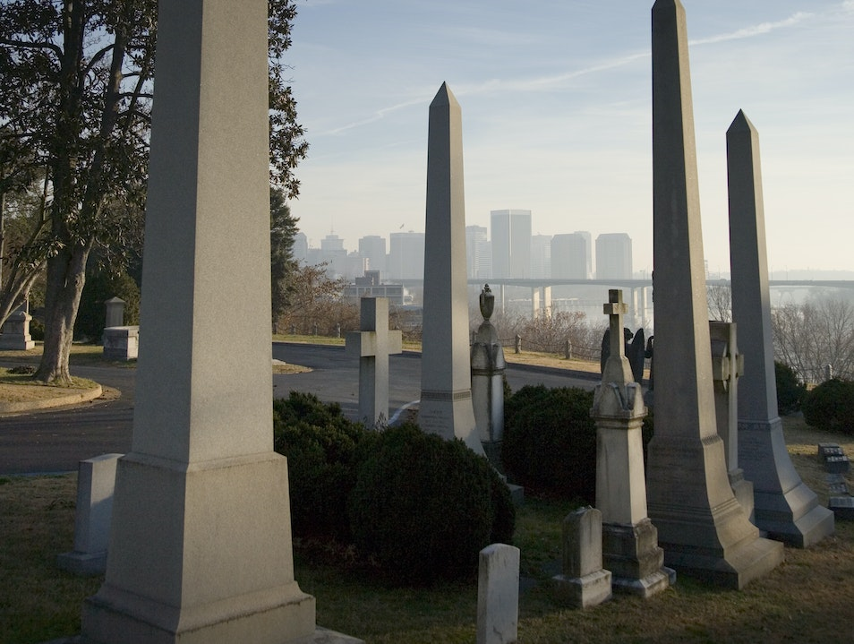 Scenic City of the Dead Richmond Virginia United States
