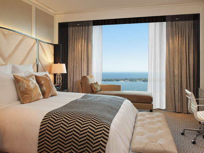 Luxurious Stay at the Ritz-Carlton in Downtown Toronto