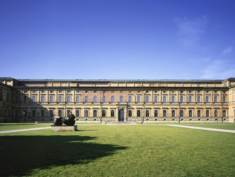 Alte Pinakothek  Munich  Germany