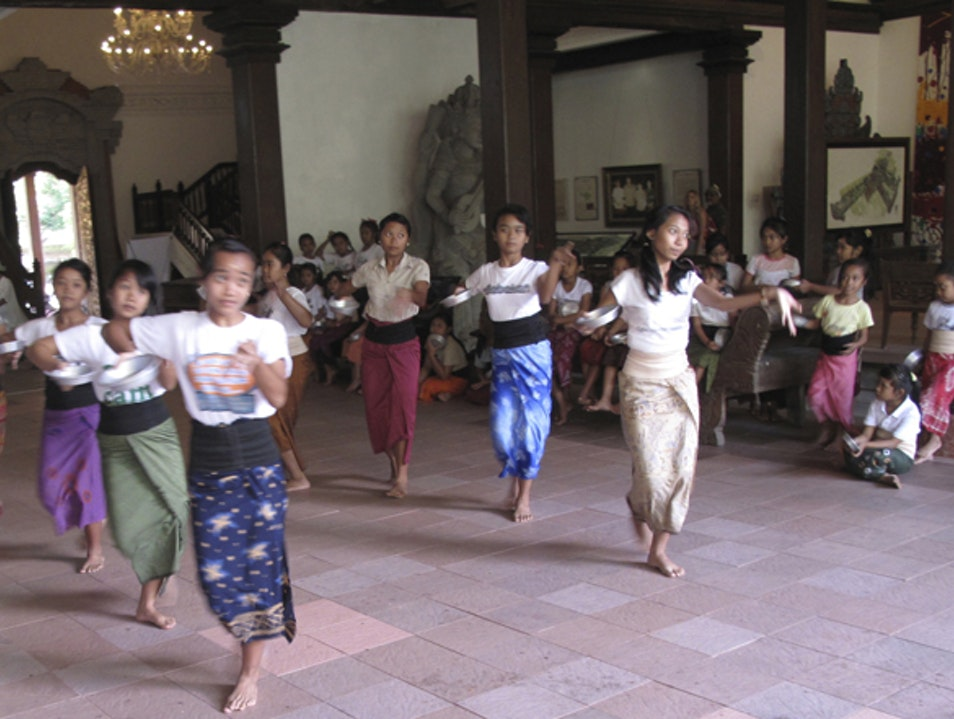 Try a Dance Class at ARMA Ubud  Indonesia