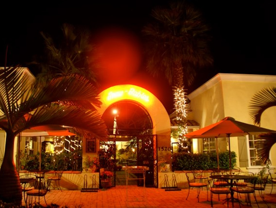 Al Fresco Dining to Smooth Jazz in Cape Coral Cape Coral Florida United States