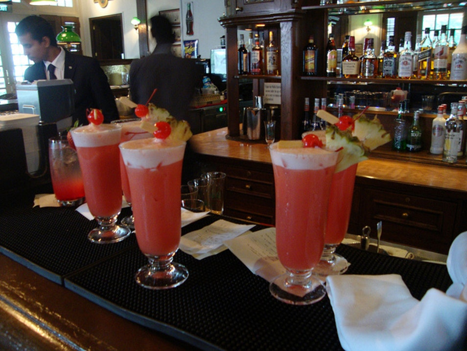 The Hainan Singapore Sling Lingshui  China