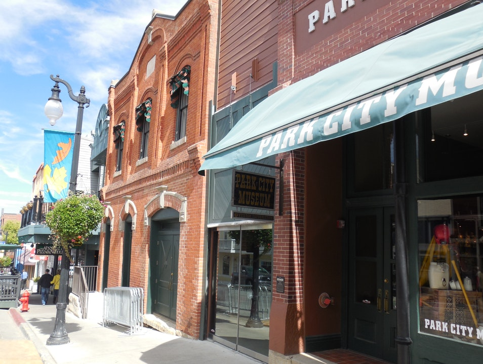 Learn About Local History at Park City Museum Park City Utah United States