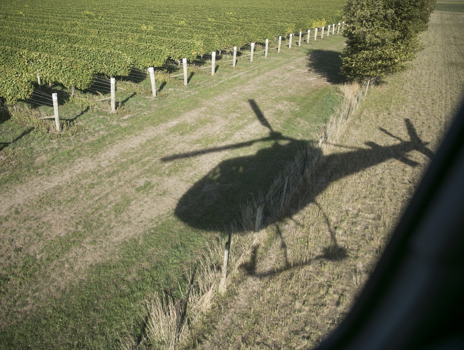 Vineyard Helicopter Tour
