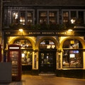 Deacon Brodies Tavern Edinburgh  United Kingdom