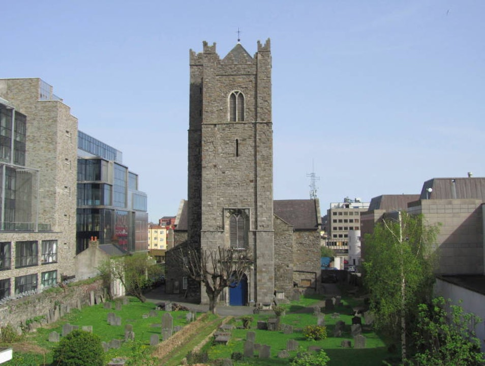 Explore the Crypts at the St. Michan's Church