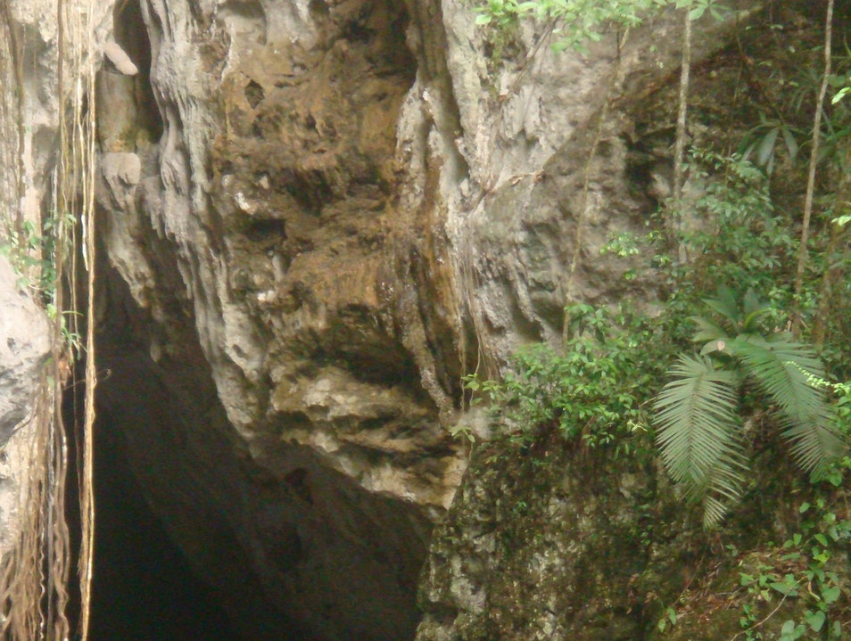 Cave Canoeing Cayo  Belize