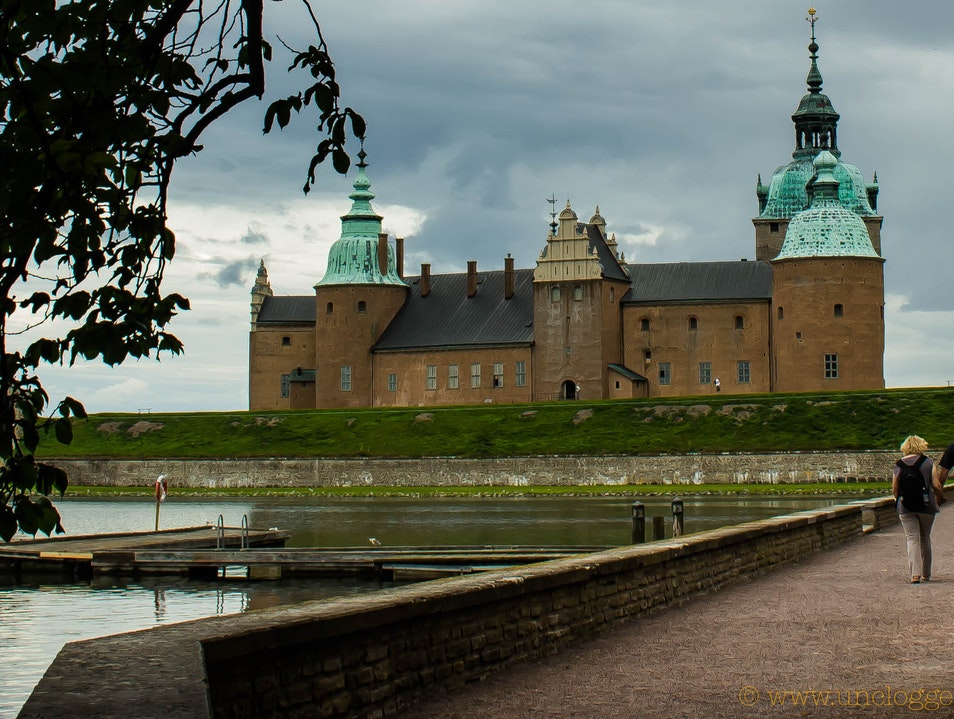 Kalmar Castle: Where Sweden's Royals Ruled and Romped  Kalmar  Sweden