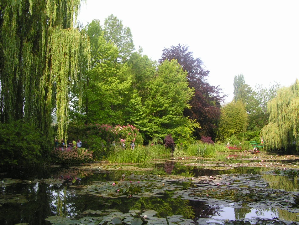 Monet's House Giverny  France