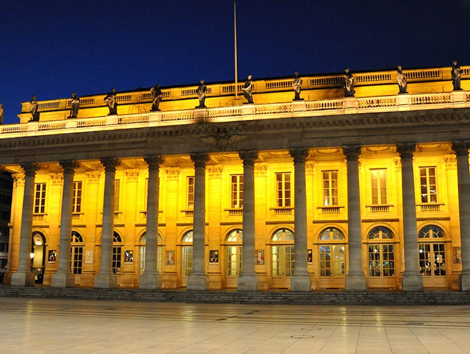 A Temple of Arts & Light Bordeaux  France