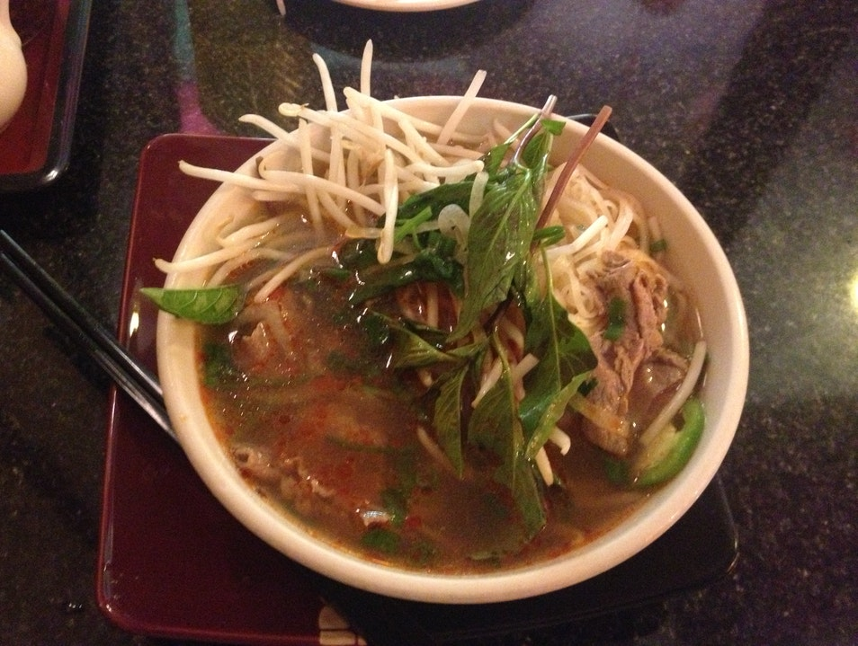 The best and most authentic pho in Seattle