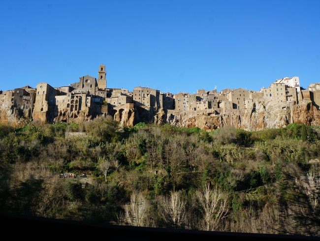 Beautiful Pitigliano