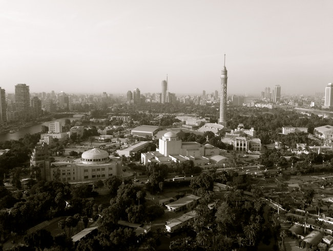 CAIRO:  Loudest City on Earth