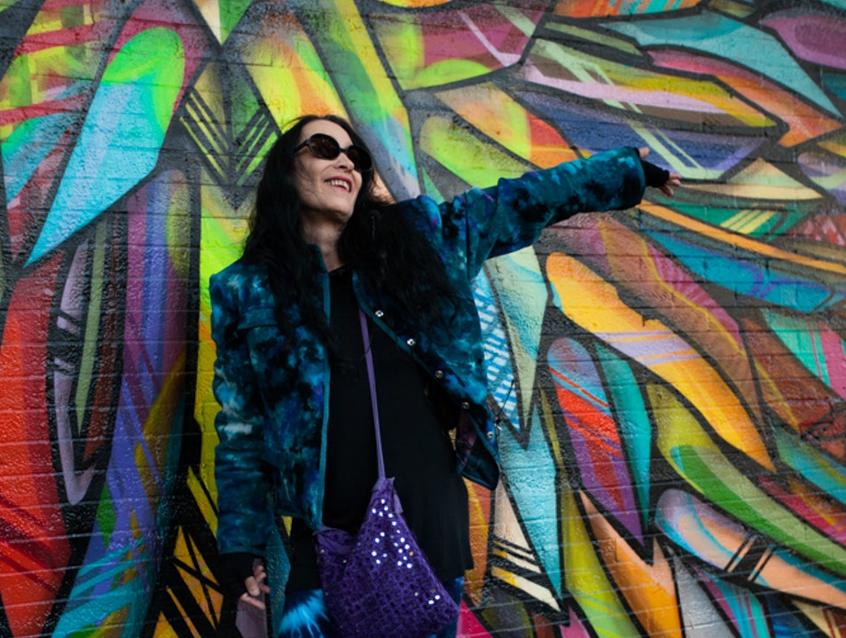 Step into the past in Haight Ashbury