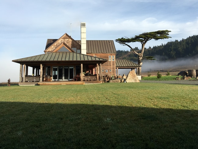 The North Coast's Game-Changing Luxury Ranch Lodging