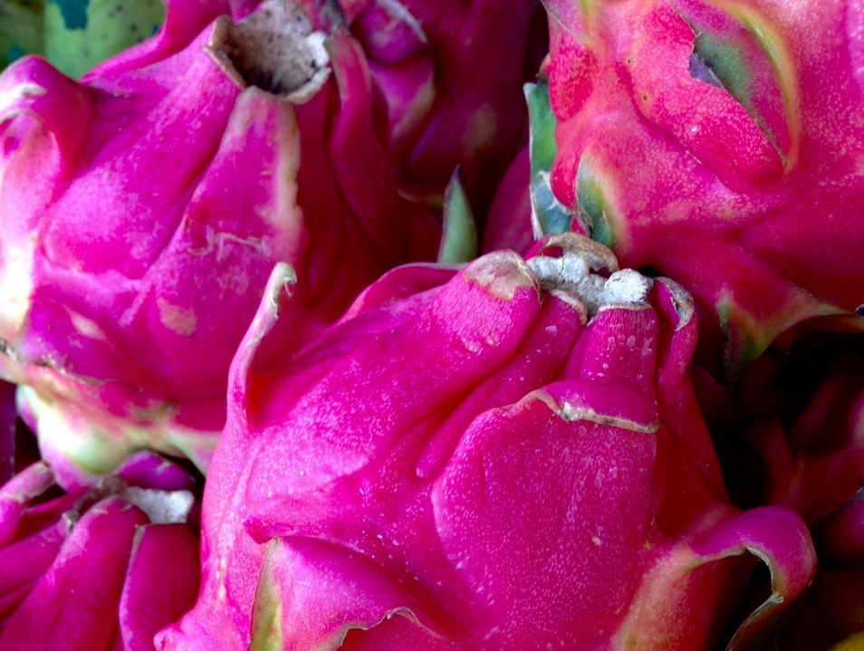 Get those Vitamins In! Try a Dragonfruit Shake