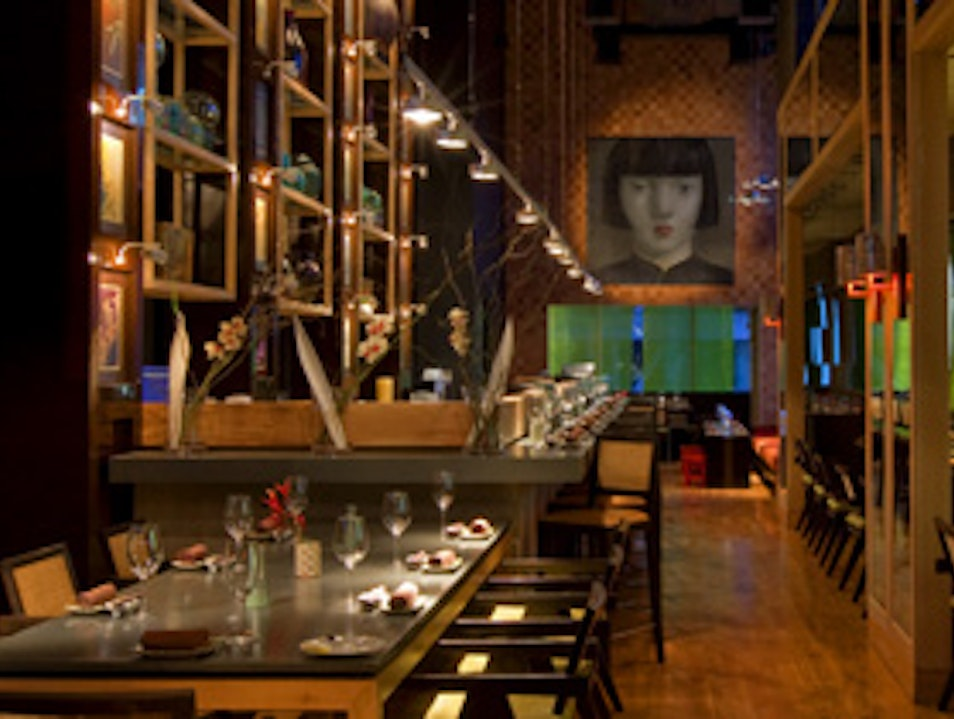 Sublime Sushi and Peruvian-Asian Fusion in the W Hotel
