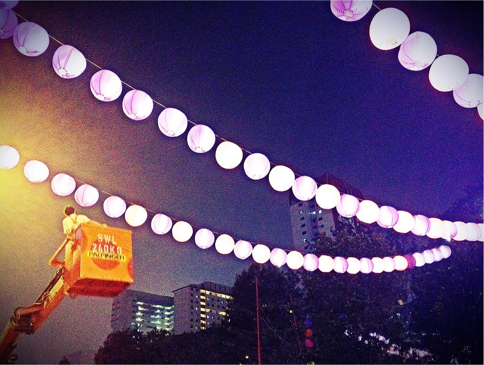 Mooncakes and more during Mid-Autumn Festival Singapore  Singapore