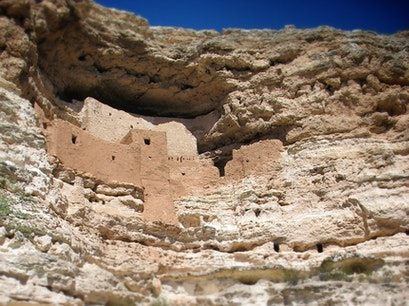 Montezuma Castle National Monument Camp Verde Arizona United States