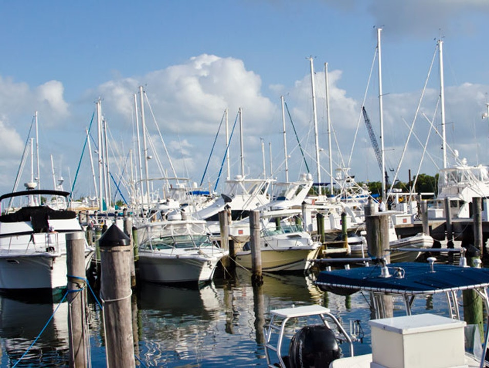 Intimate Sailboat Ride on Biscayne Bay