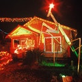 37th Street Christmas Lights Tour Austin Texas United States