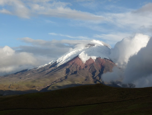 Adventure in the Andes