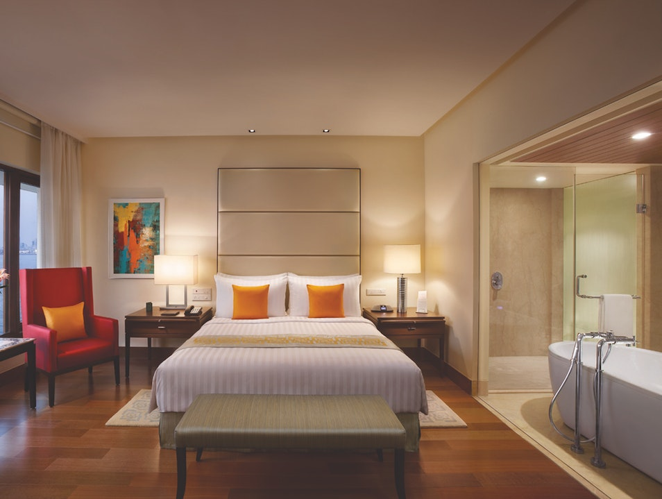 Oberoi Hotel: Rest Up in Mumbai Mumbai  India