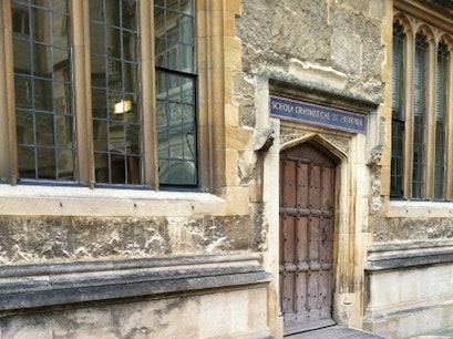 Bodleian Library Oxford  United Kingdom