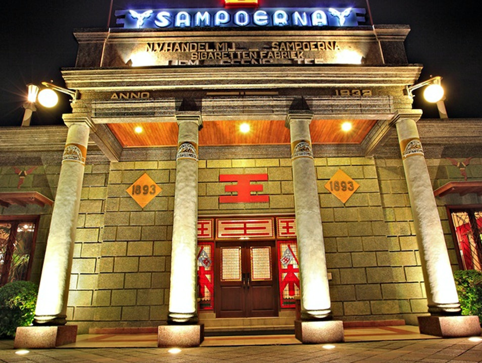 House of Sampoerna  Surabaya  Indonesia