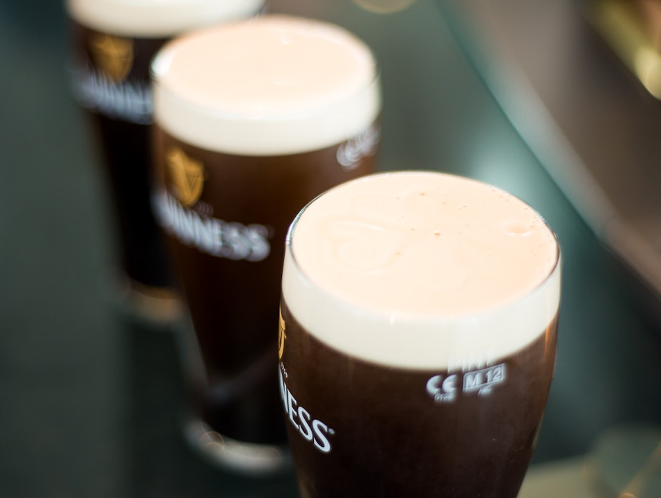 A Pint for St. Paddy
