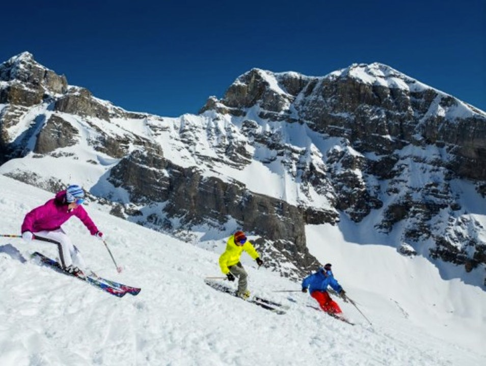 Take Your Pick of Where to Ski    Canada
