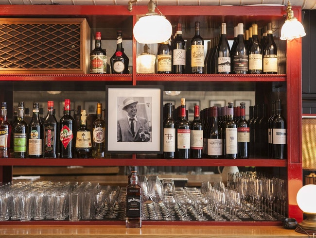 Step Back in Time for Steaks and Martinis