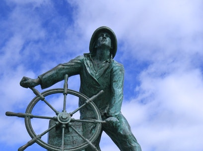 Gloucester Fisherman's Memorial Gloucester Massachusetts United States