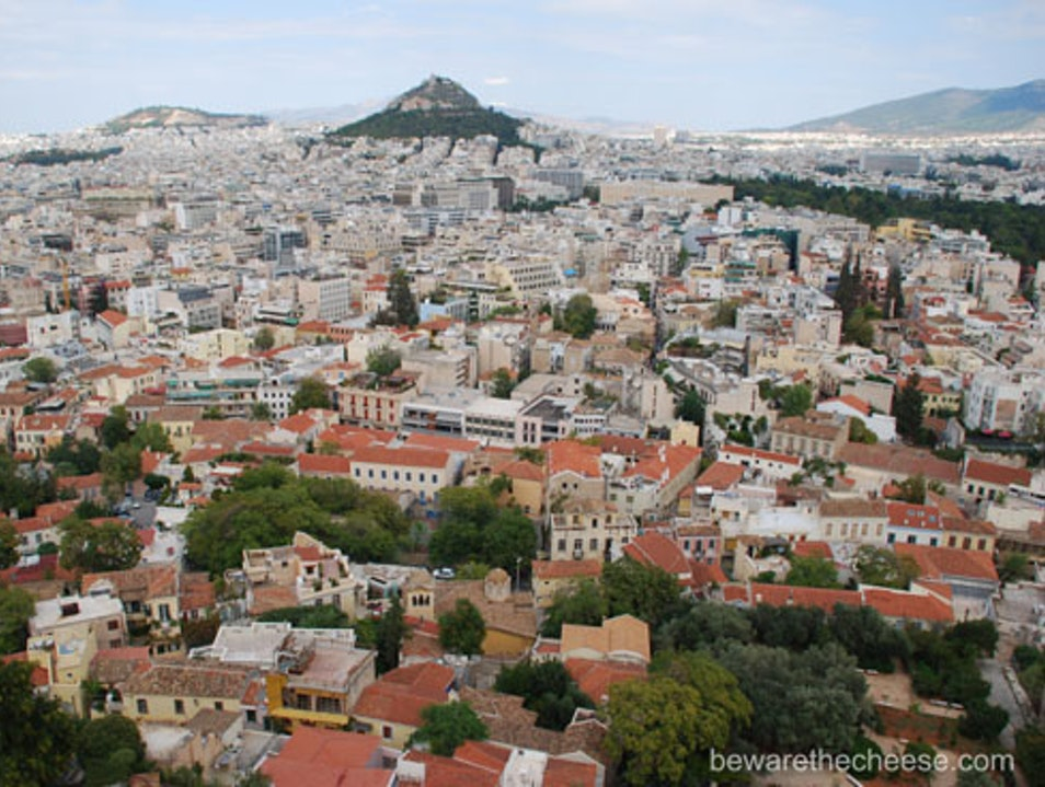 Athens Tips Part 5 - The Plaka Athens  Greece