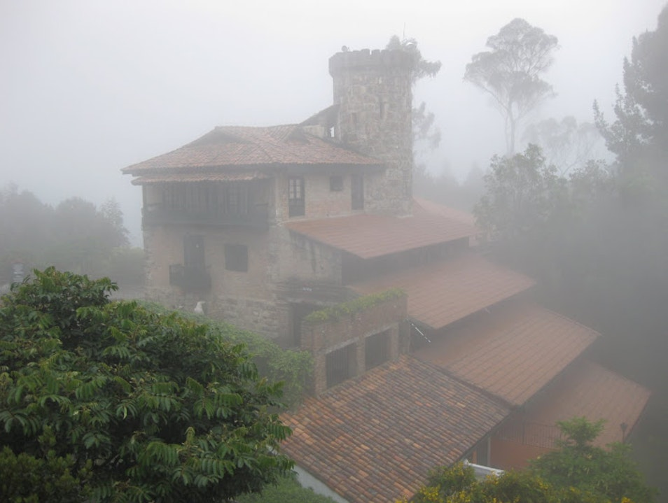 Cerro de Monserrate   Colombia