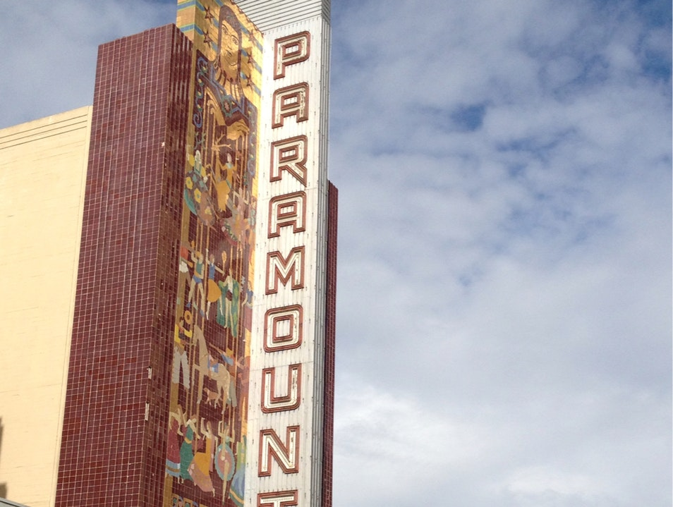 The Cornerstone of Oakland's Downtown Revival Oakland California United States